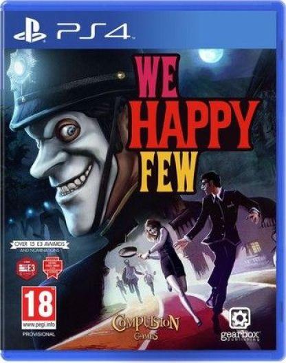 We Happy Few Ps4 PKG Download