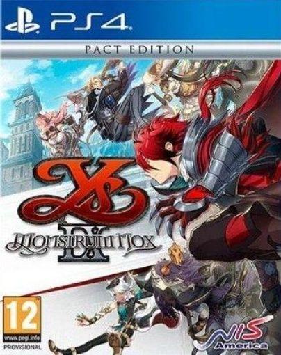 Ys IX Monstrum Nox Ps4 PKG Download