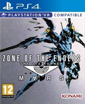 ZONE OF THE ENDERS: The 2nd Runner – MARS Ps4 PKG Download