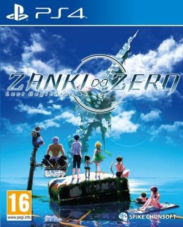 Zanki Zero: Last Beginning Ps4 PKG Download
