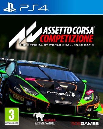 Assetto Corsa Competizione Ps4 PKG Download