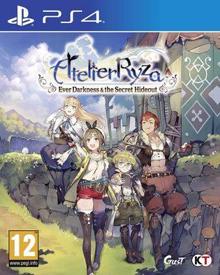 Atelier Ryza: Ever Darkness & the Secret Hideout Ps4 PKG Download