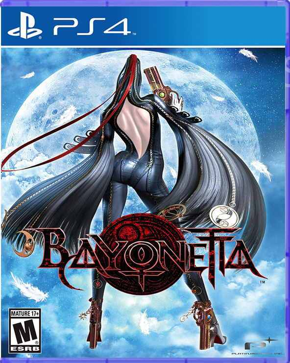 Bayonetta Ps4 PKG Download