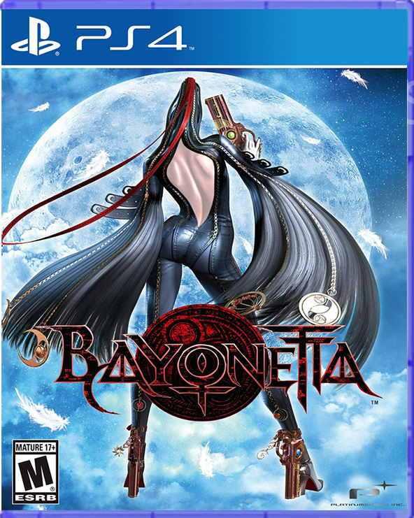 Bayonetta Ps4 PKG Download