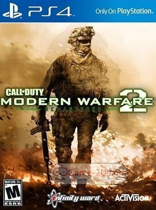 Call of Duty: Modern Warfare 2 Campaign Remastered Ps4 PKG Download