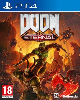 DOOM Eternal Ps4 PKG Download