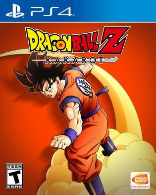 DRAGON BALL Z: KAKAROT Ps4 PKG Download