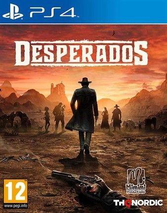 Desperados III Ps4 PKG Download