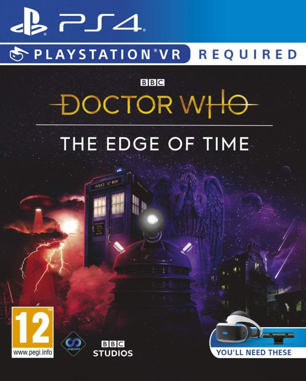 Doctor Who: The Edge of Time Ps4 PKG Download
