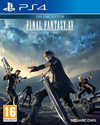 FINAL FANTASY XV Ps4 PKG Download