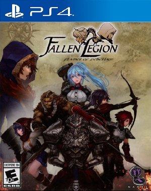 Fallen Legion Flames of Rebellion Ps4 PKG Download