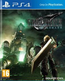 Final Fantasy VII Remake Ps4 PKG Download