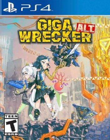 GIGA WRECKER ALT. Ps4 PKG Download