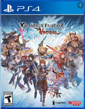 Granblue Fantasy: Versus Ps4 PKG Download