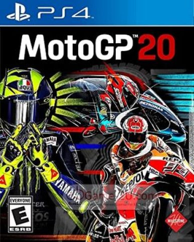 MotoGP 20 Ps4 PKG Download