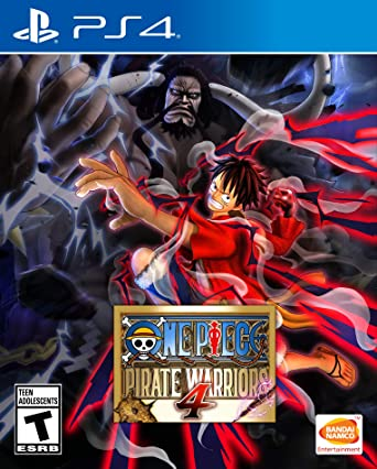 ONE PIECE: PIRATE WARRIORS 4 Ps4 PKG Download