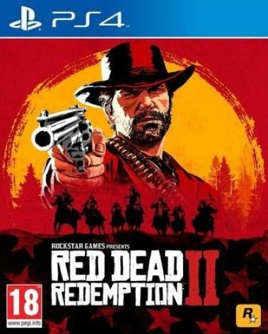 Red Dead Redemption 2 Ps4 PKG Download