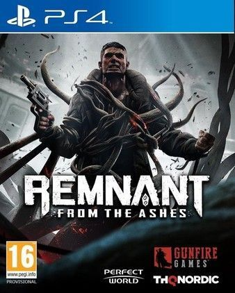 Remnant From The Ashes Ps4 PKG Download