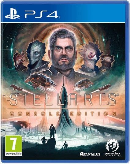 Stellaris: Console Edition Ps4 PKG Download