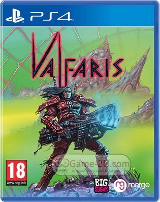 Valfaris Ps4 PKG Download