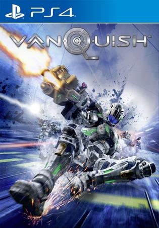 Vanquish Ps4 PKG Download