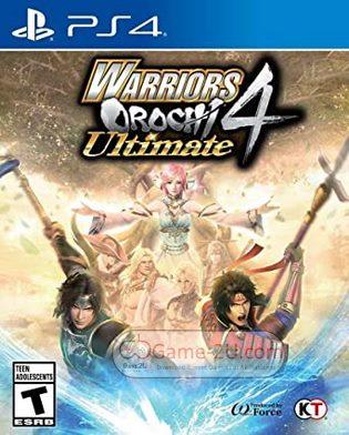 WARRIORS OROCHI 4 Ultimate Ps4 PKG Download