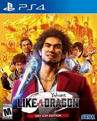Yakuza 7: Like a Dragon Ps4 PKG Download