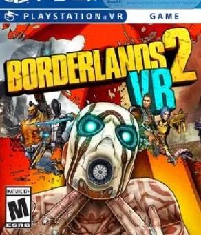 Borderlands 2 VR Ps4 PKG Download