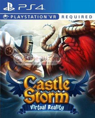 CastleStorm VR Edition Ps4 PKG Download
