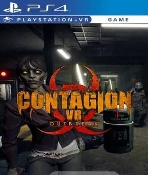 Contagion VR: Outbreak Ps4 PKG Download