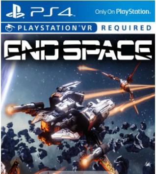 End Space Ps4 PKG Download