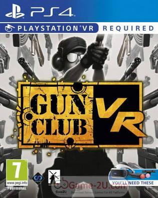 Gun Club VR Ps4 PKG Download