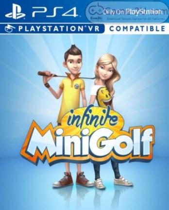 Infinite Minigolf Ps4 PKG Download
