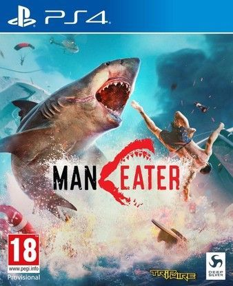 Maneater Ps4 PKG Download