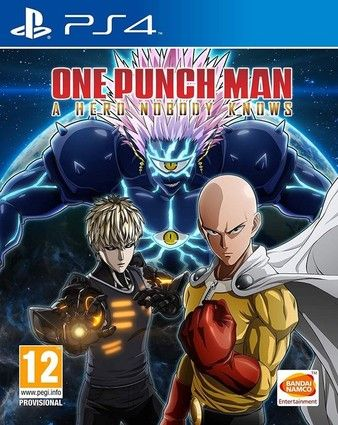 ONE PUNCH MAN: A HERO NOBODY KNOWS Ps4 PKG Download