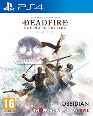Pillars of Eternity II: Deadfire – Ultimate Edition Ps4 PKG Download