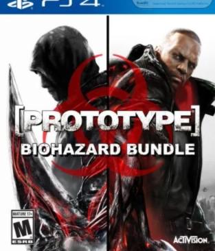 Prototype Biohazard Bundle Ps4 PKG Download