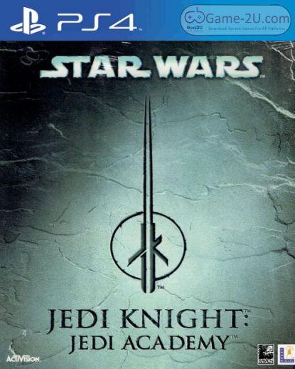 STAR WARS Jedi Knight: Jedi Academy Ps4 PKG Download