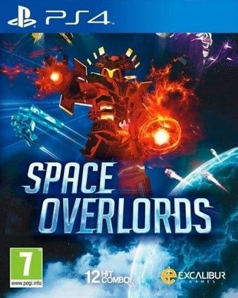 Space Overlords Ps4 PKG Download