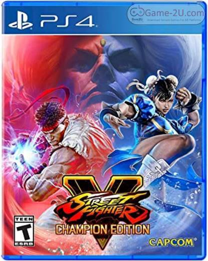 Street Fighter V: Champion Edition Ps4 PKG Download