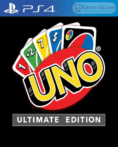UNO Ultimate Edition Ps4 PKG Download
