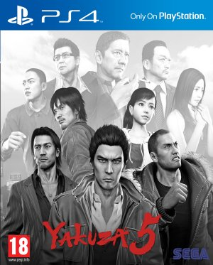 Yakuza 5 Remastered Ps4 PKG Download